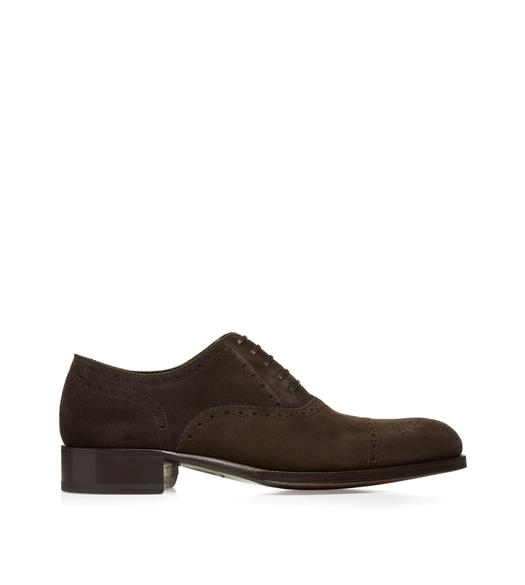 EDGAR BROGUE LACE UPS