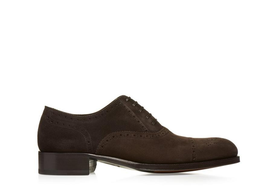 EDGAR BROGUE LACE UPS A fullsize