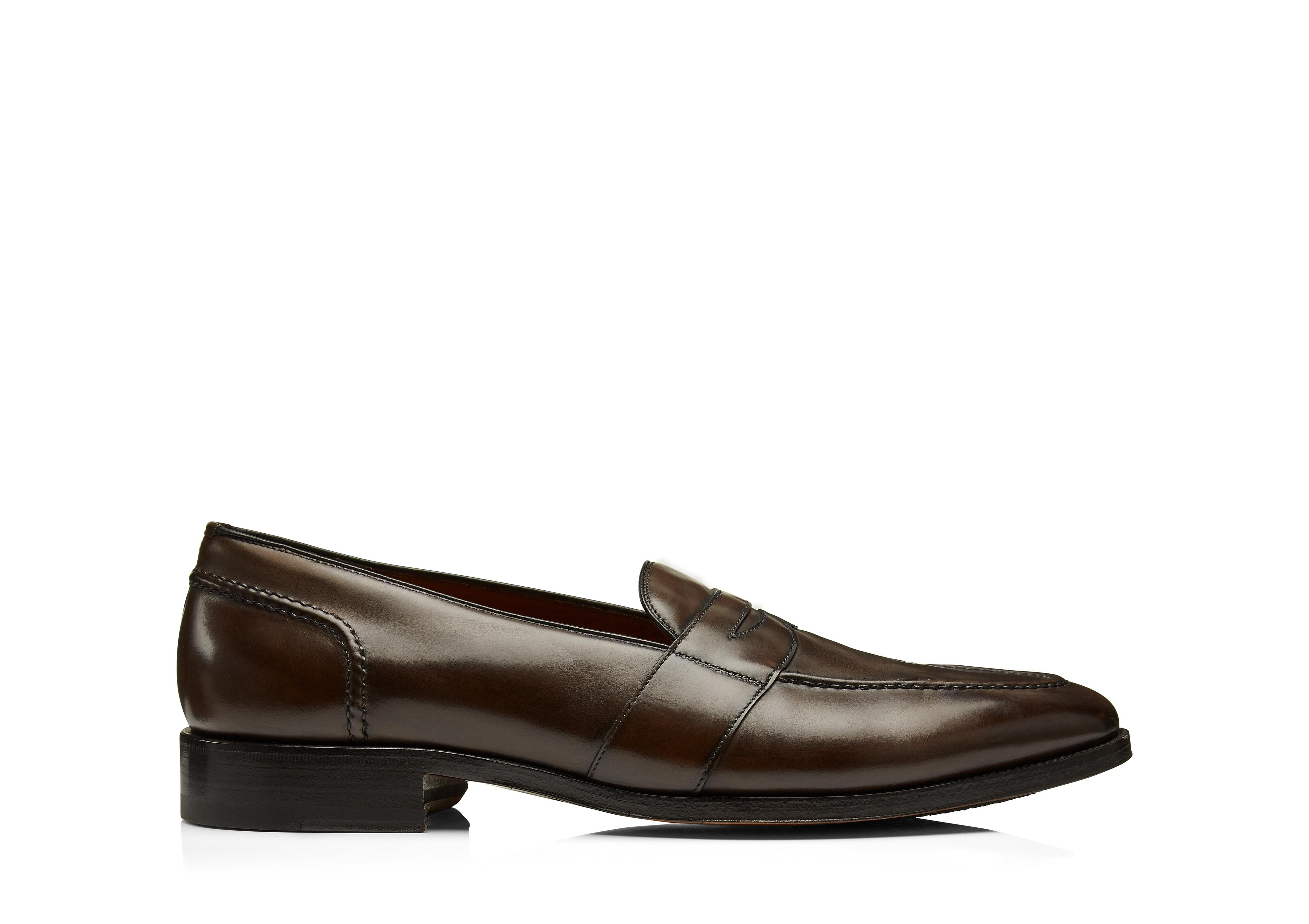 TAYLOR LEATHER LOAFER A thumbnail