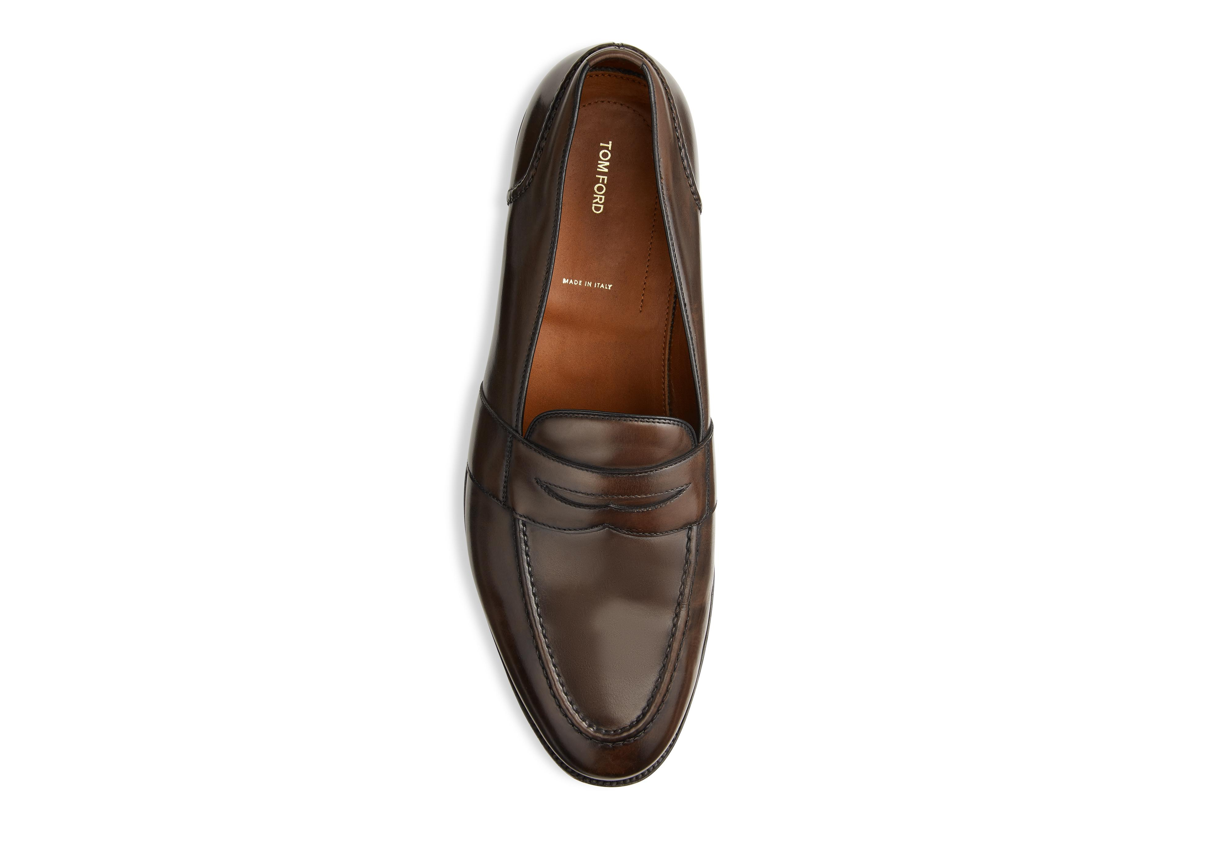 TAYLOR LEATHER LOAFER B thumbnail