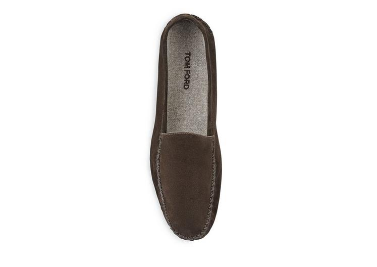 HOWARD SUEDE INDOOR SLIPPER B fullsize