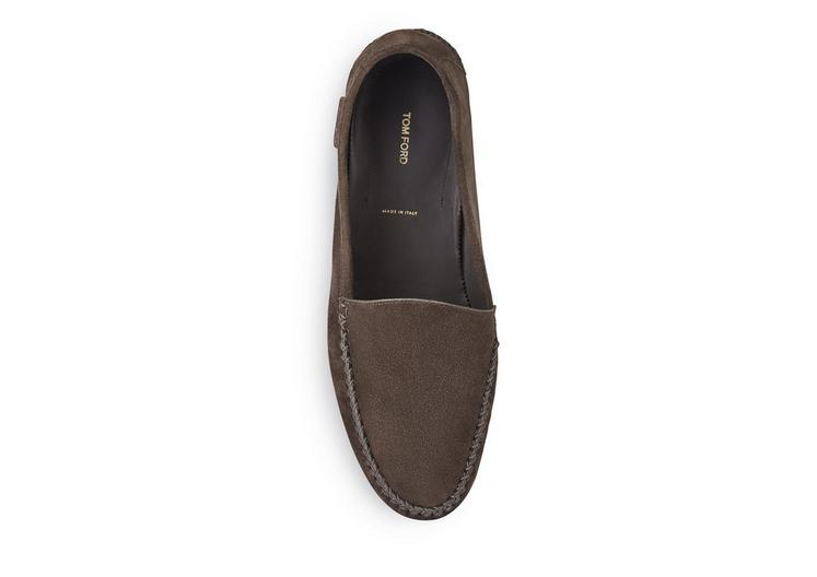 HOWARD SUEDE OUTDOOR SLIPPER B fullsize