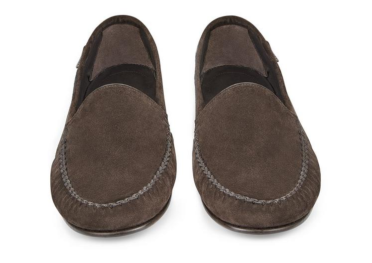 HOWARD SUEDE OUTDOOR SLIPPER C fullsize