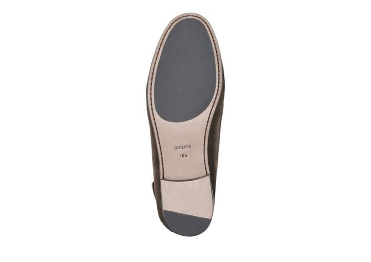 HOWARD SUEDE OUTDOOR SLIPPER D fullsize