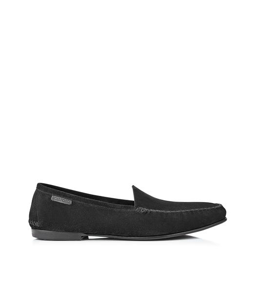 HOWARD SUEDE OUTDOOR SLIPPER