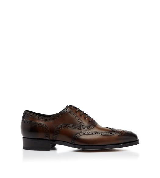 AUSTIN OXFORD BROGUE