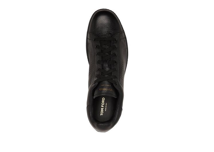 WARWICK GRAINED LEATHER SNEAKER B fullsize