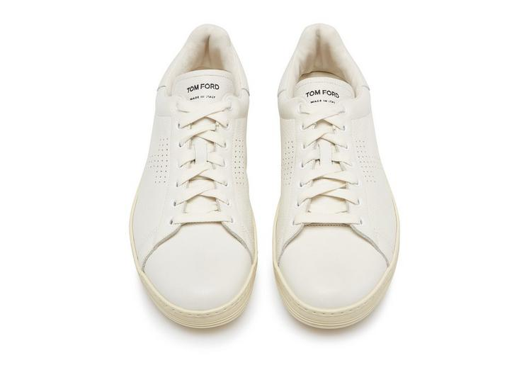 WARWICK GRAINED LEATHER SNEAKER C fullsize
