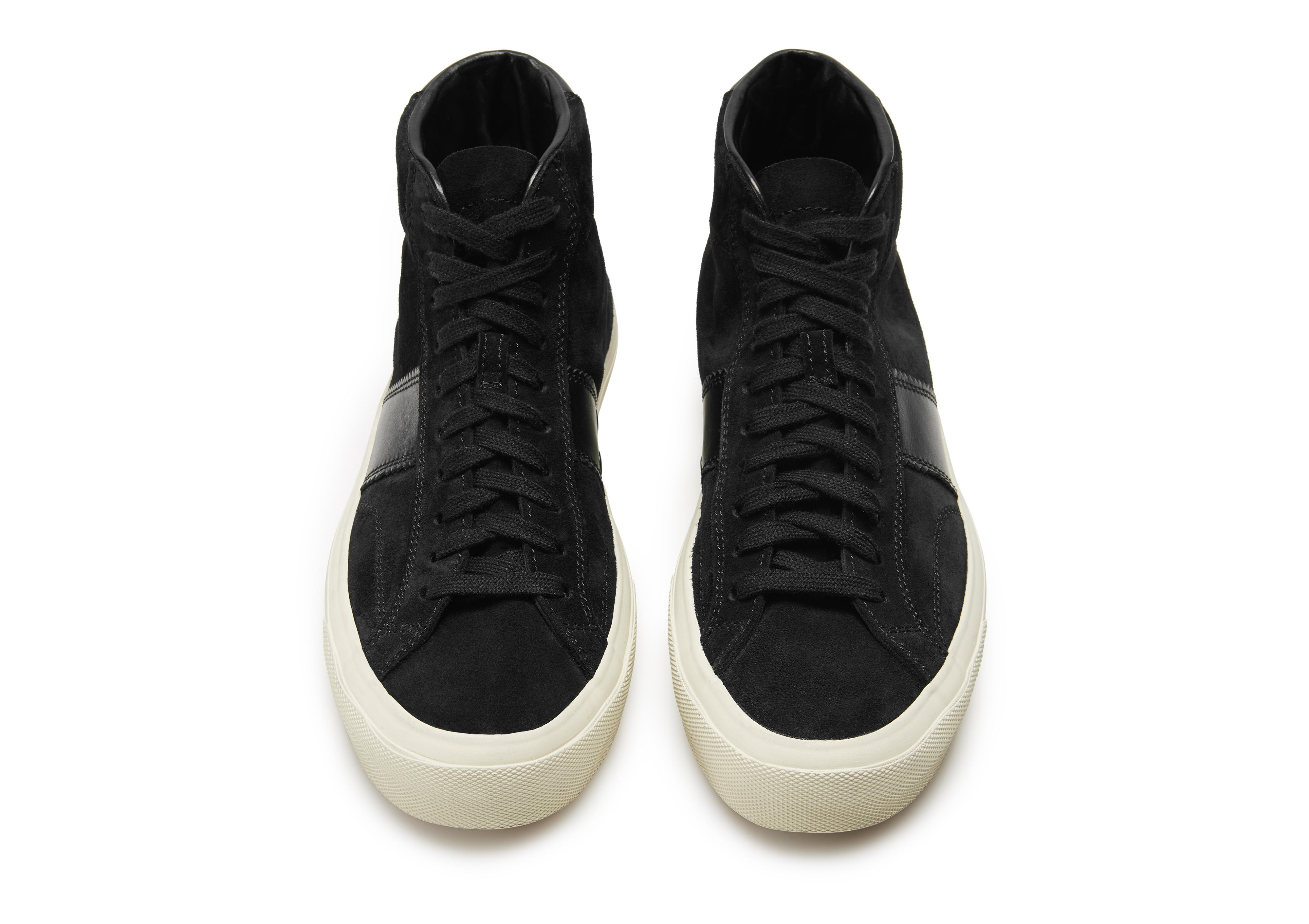 CAMBRIDGE HIGH TOP SNEAKERS B thumbnail