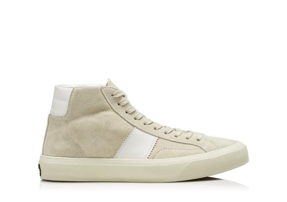 CAMBRIDGE HIGH TOP SNEAKERS A fullsize
