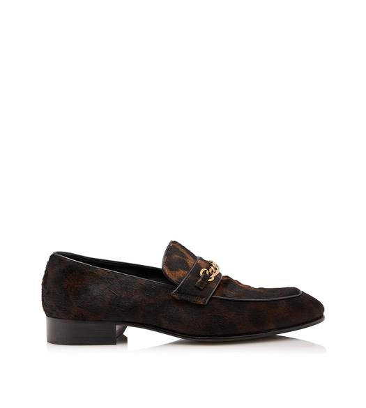 PANTHER LEEDS CHAIN LOAFER