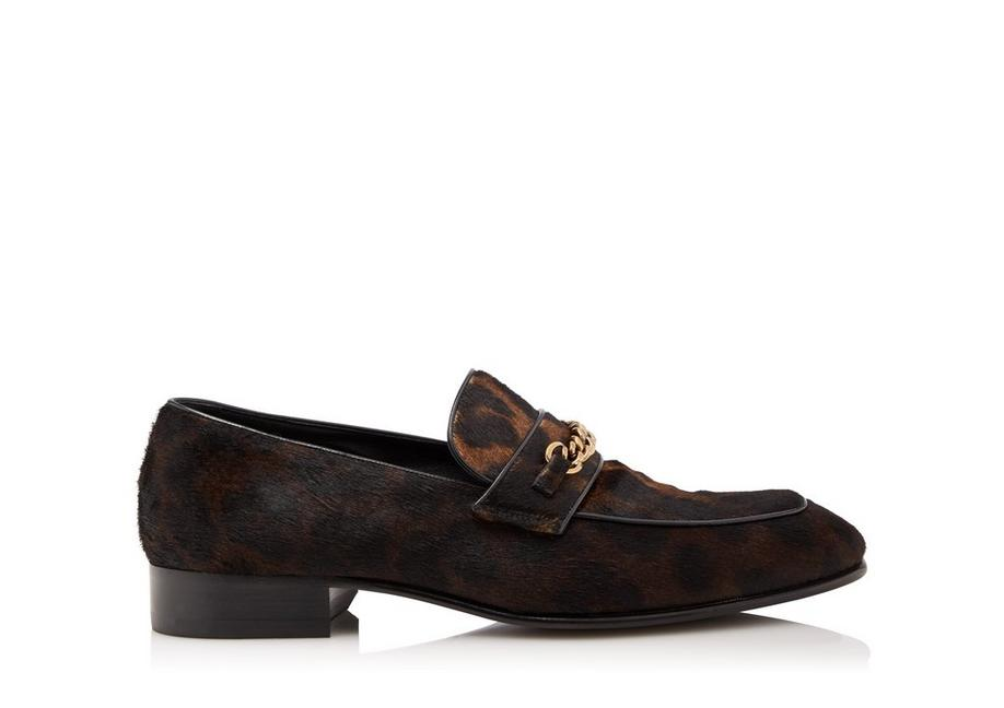 PANTHER LEEDS CHAIN LOAFER A fullsize
