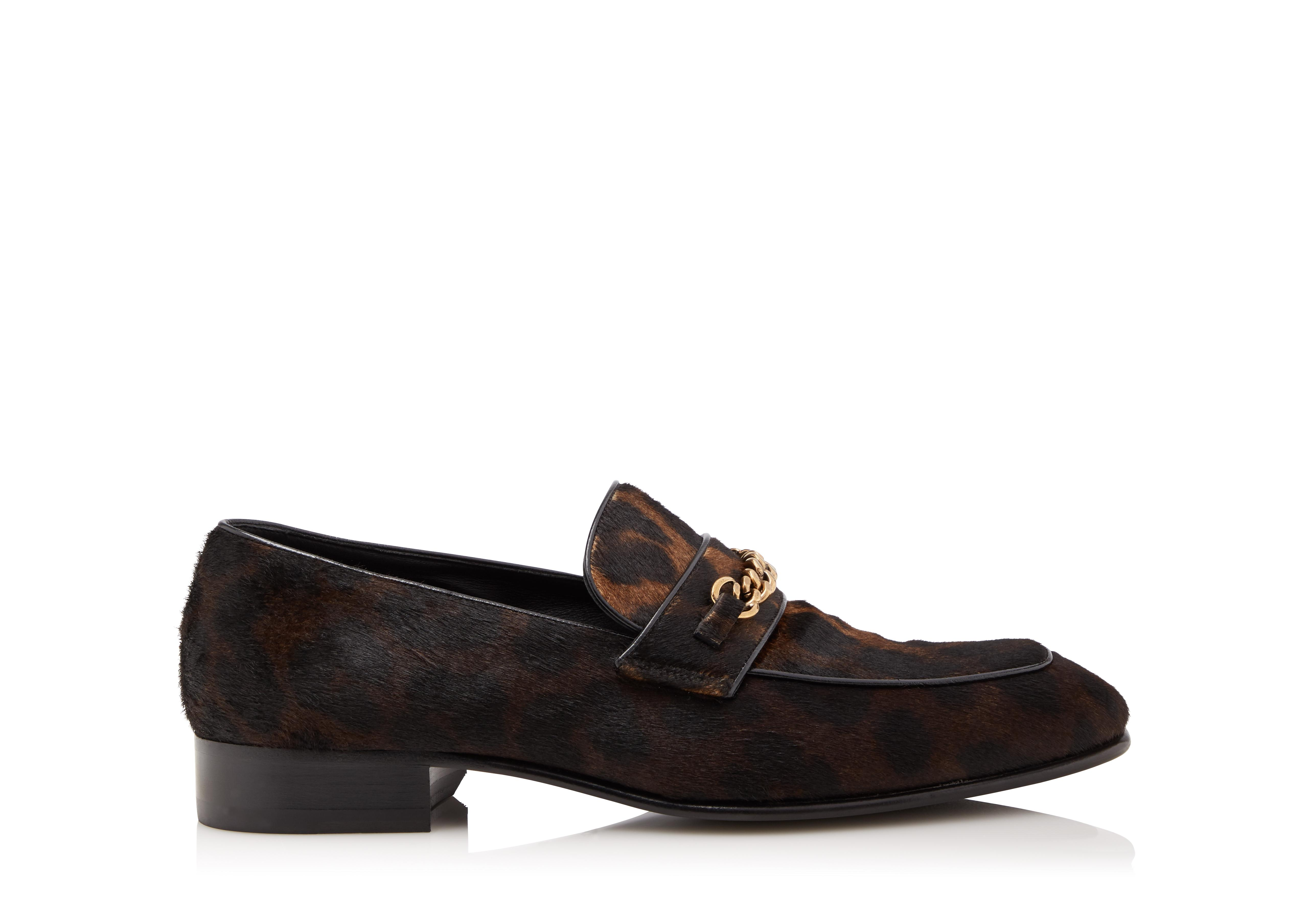 PANTHER LEEDS CHAIN LOAFER A thumbnail