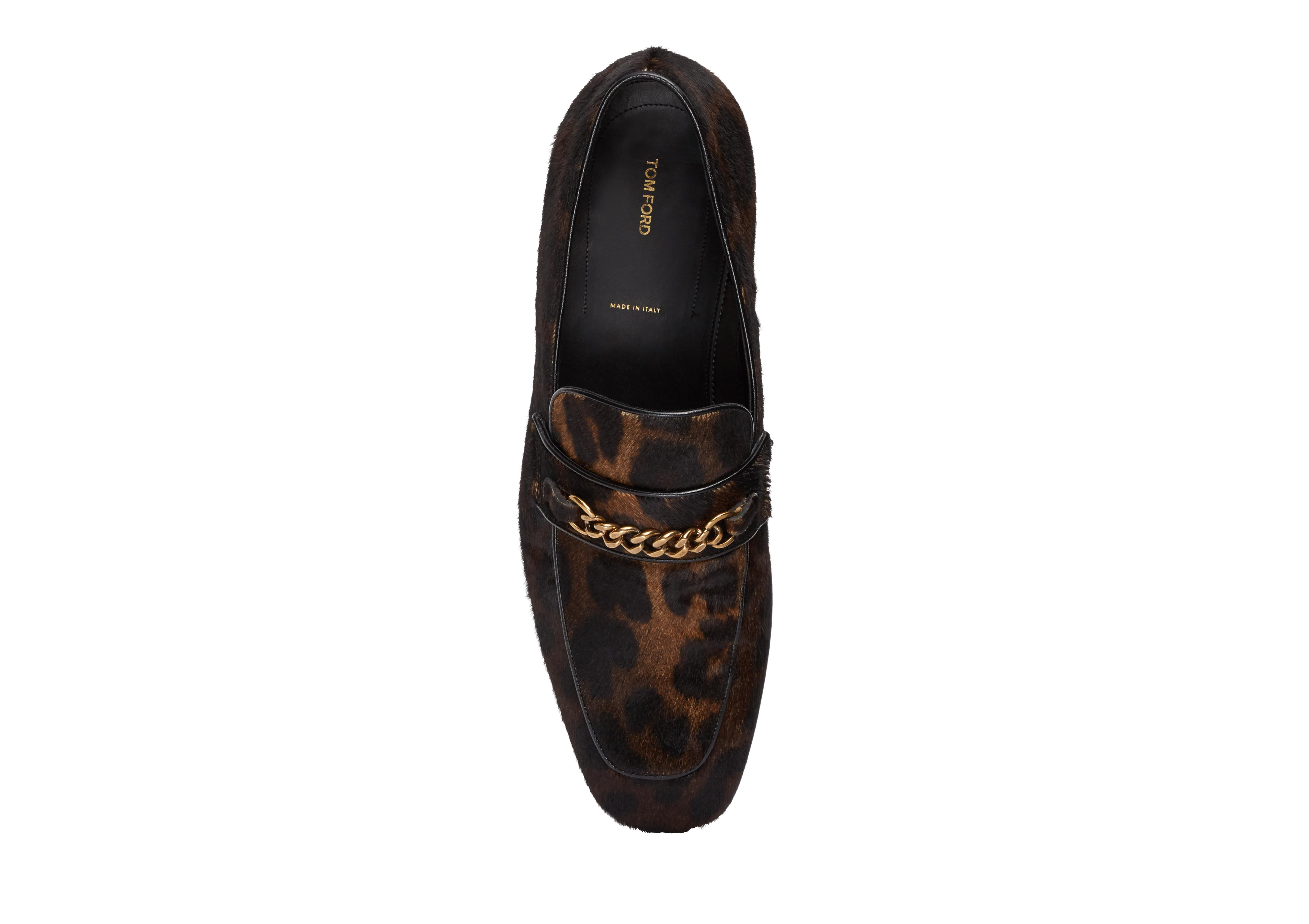 PANTHER LEEDS CHAIN LOAFER B thumbnail