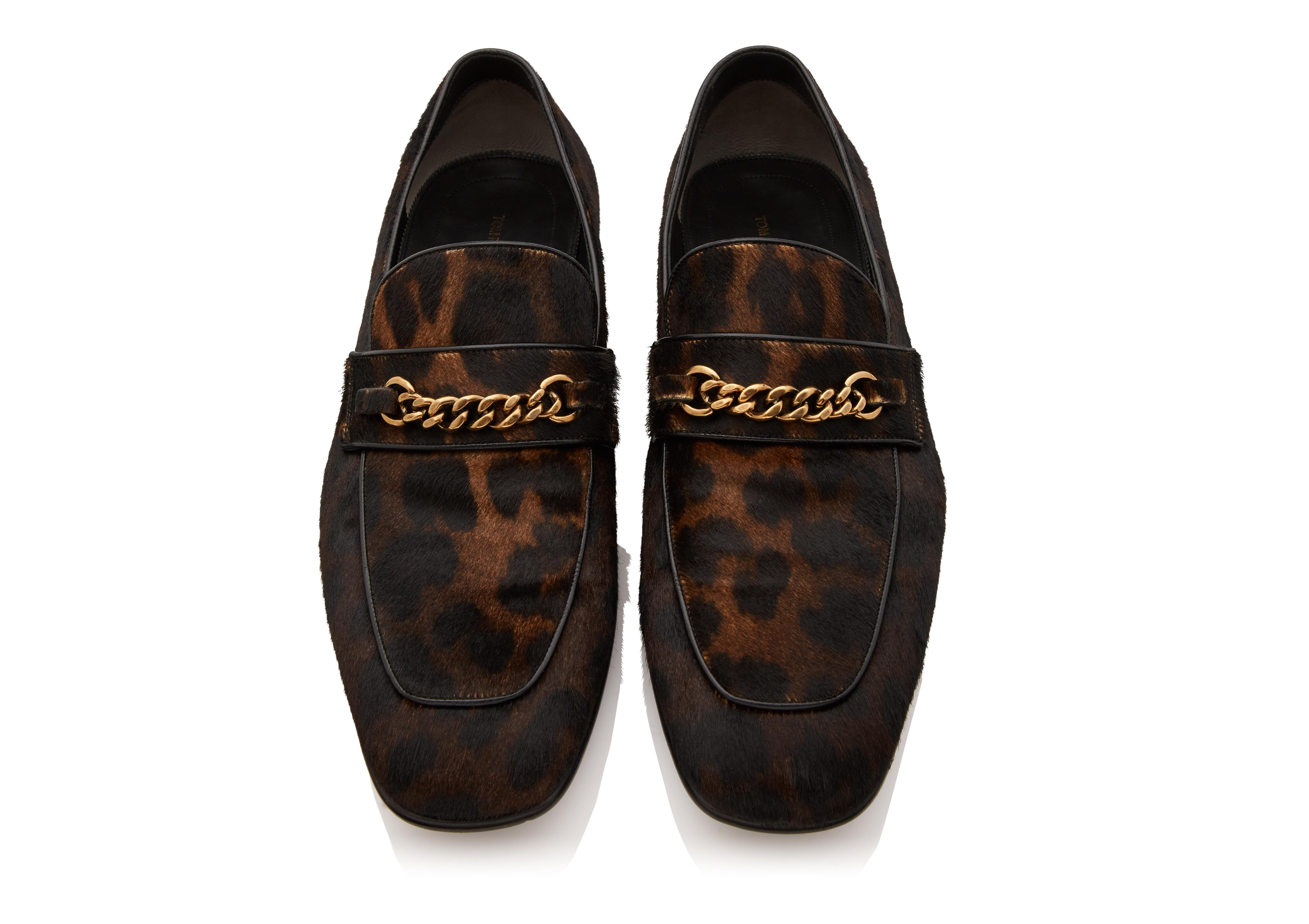 PANTHER LEEDS CHAIN LOAFER C thumbnail