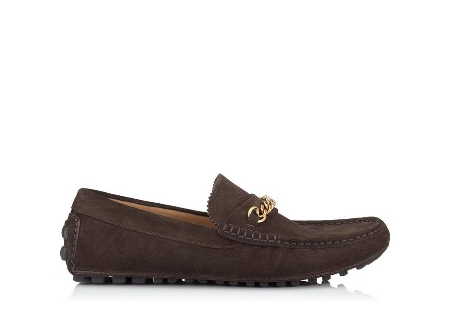 SUEDE YORK CHAIN DRIVERS A fullsize