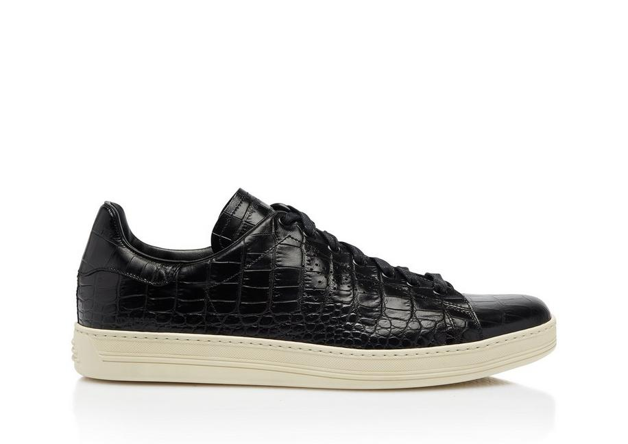 WARWICK ALLIGATOR SNEAKERS A fullsize