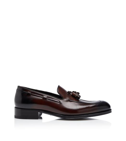 EDGAR TASSEL LOAFERS