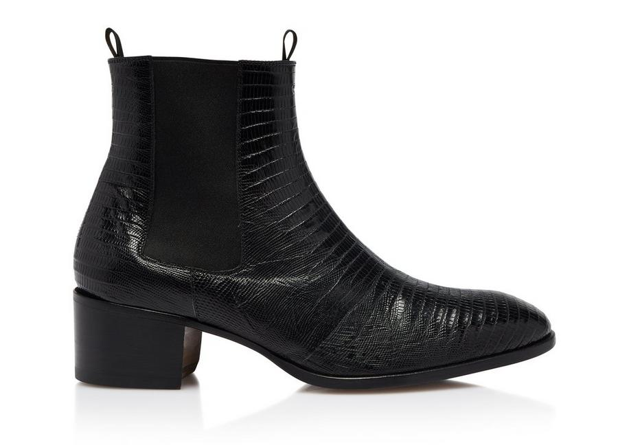 TEJUS WILDE ANKLE BOOTS A fullsize