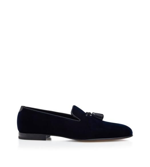 WILLIAM TASSEL LOAFER