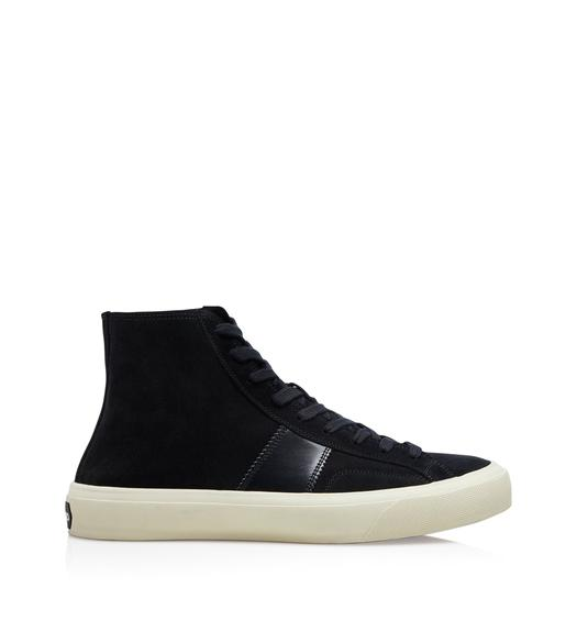 UNLINED CAMBRIDGE HIGH TOP SNEAKERS