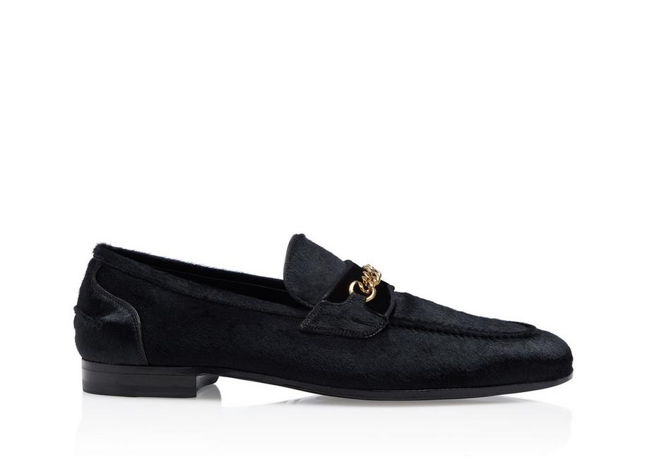WILTON CHAIN LOAFERS A fullsize
