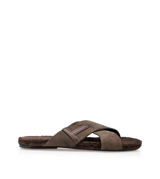 CAMOUFLAGE GRAFTON T SANDALS