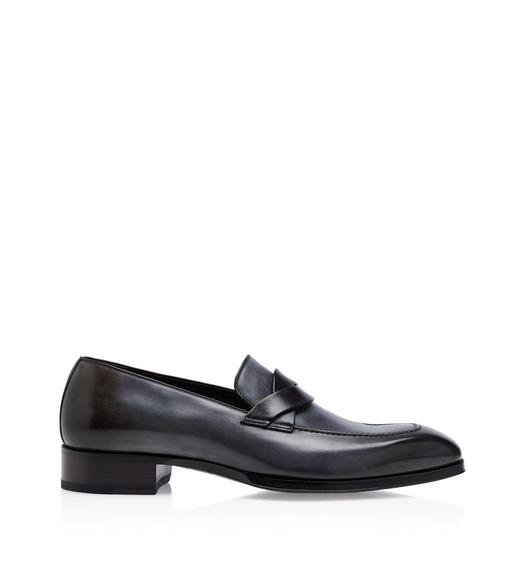 ELKAN TWISTED BAND LOAFER