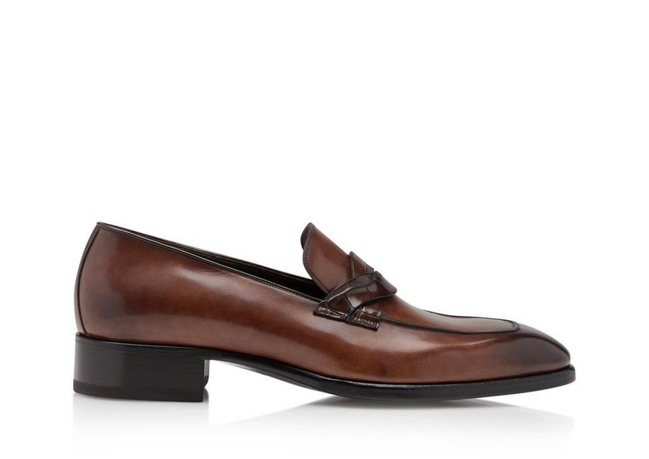 ADNEY TWISTED BAND LOAFERS A fullsize