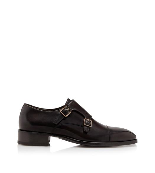SUTHERLAND DOUBLE MONK STRAPS