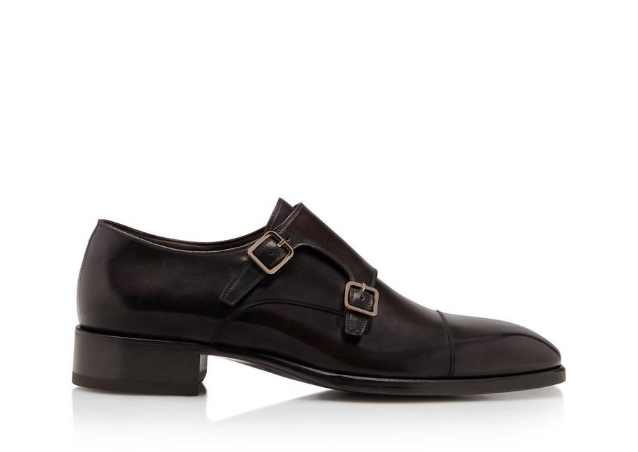 SUTHERLAND DOUBLE MONK STRAPS A fullsize