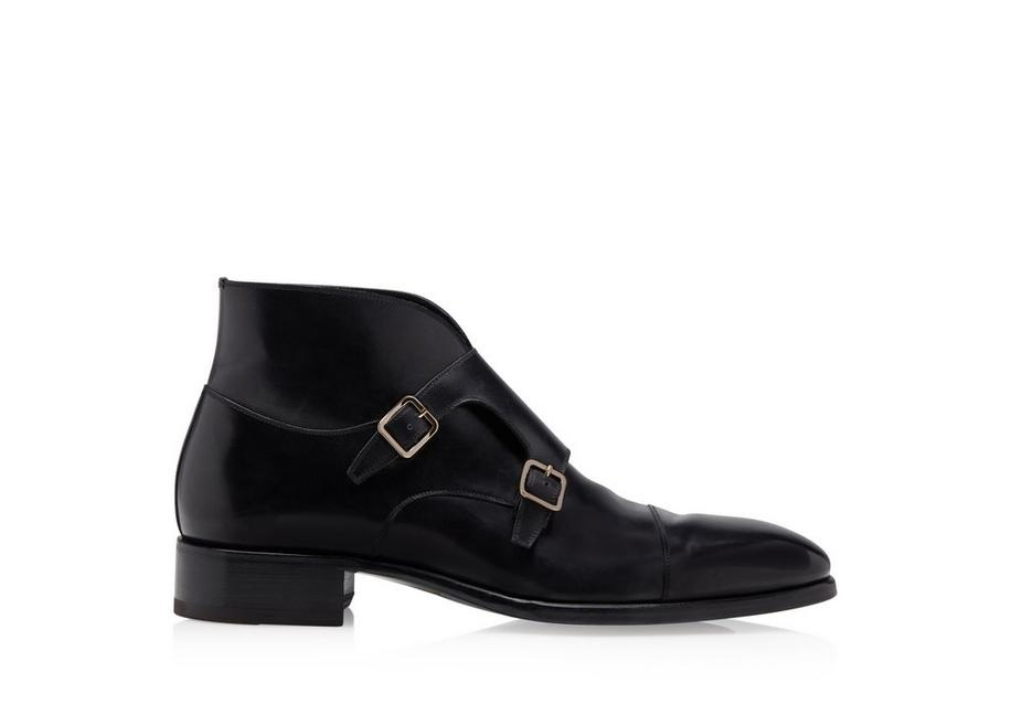 SUTHERLAND MONK STRAP BOOTS A fullsize