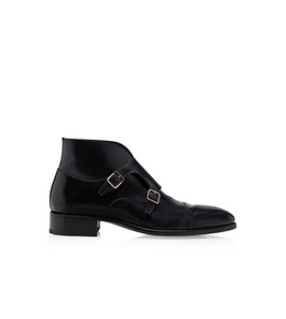 1335213473 SUTHERLAND MONK STRAP BOOTS