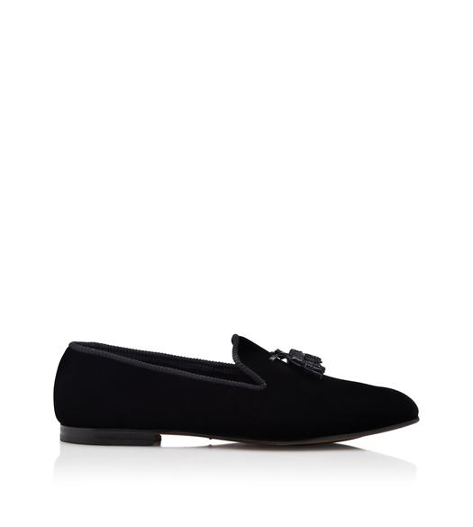 WILLIAM TASSEL LOAFERS