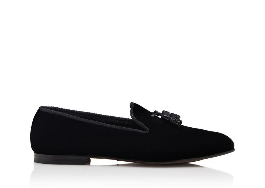 WILLIAM TASSEL LOAFERS A fullsize