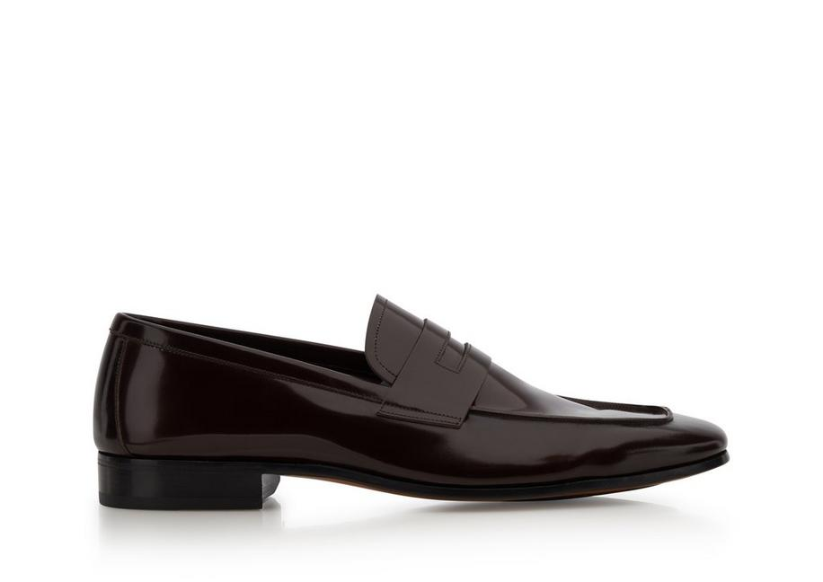 PATENT LEATHER MIDLANDS LOAFERS A fullsize