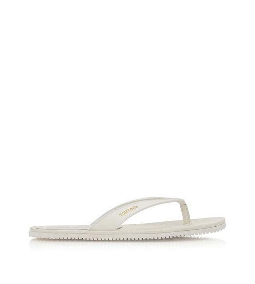 LEATHER SEAFIELD CLASSIC SANDALS