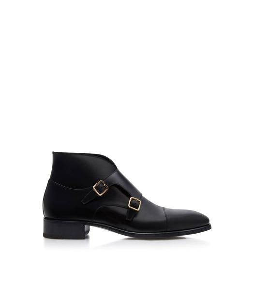 ELKAN DOUBLE MONK STRAP BOOT