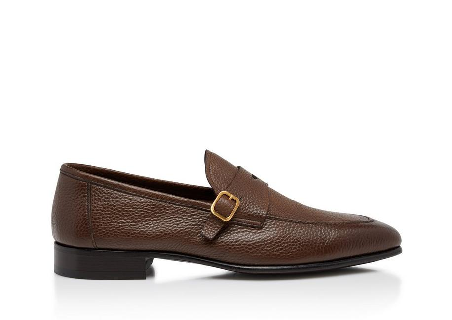 GRAIN LEATHER DOVER LOAFER A fullsize