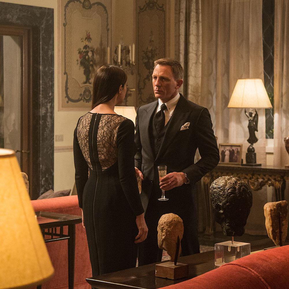 Gemeinsame TOM FORD TO DRESS JAMES BOND IN SPECTRE | TomFord.com @YC_19