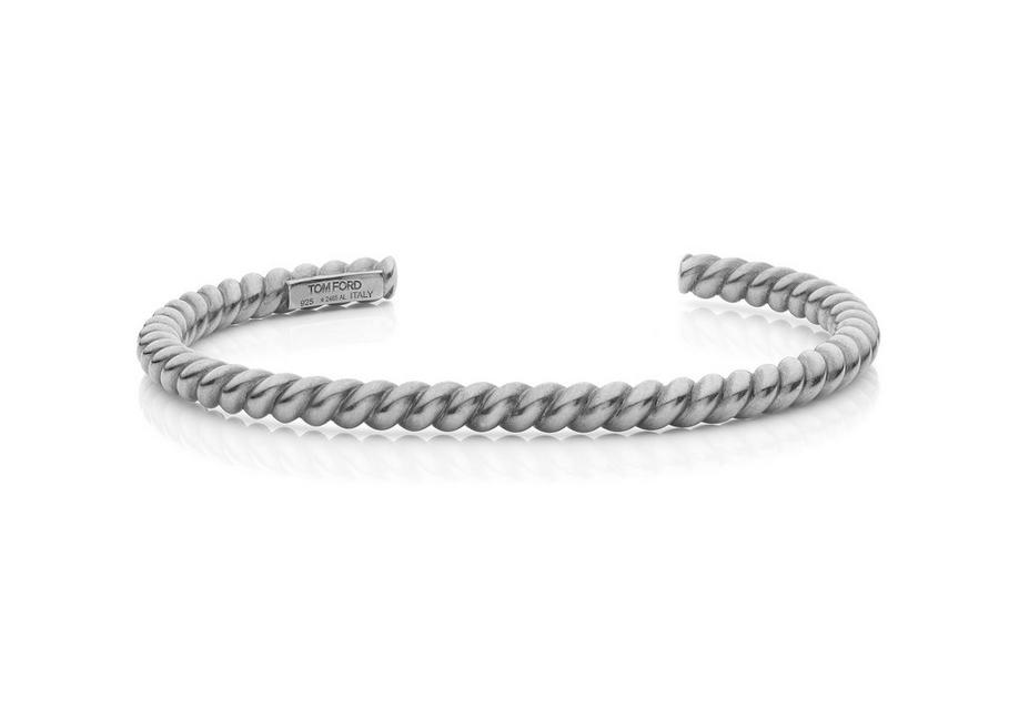 SLIM TWISTED BRACELET A fullsize