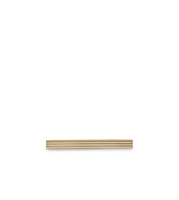 1335207290 STRIPED YELLOW GOLD TIE BAR