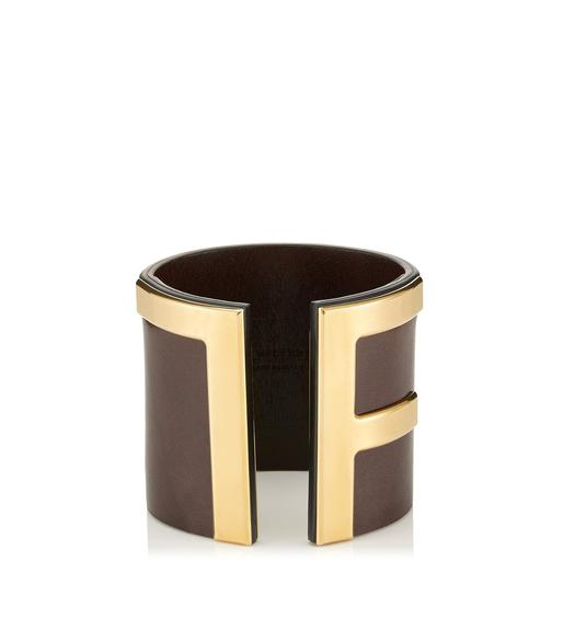 LEATHER TF CUFF