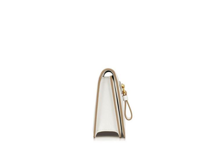 Jennifer Leather Zip Clutch C fullsize