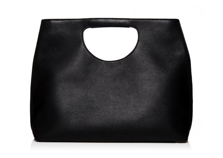 Alix Tote With Silver Zip D fullsize