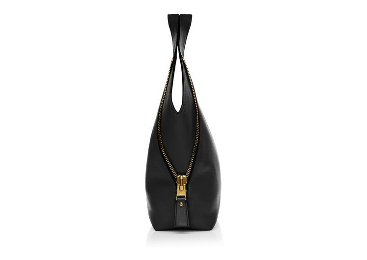 JENNIFER MEDIUM GRAINED LEATHER SHOULDER BAG C fullsize