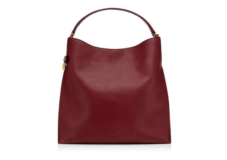 LARGE GRAIN LEATHER ALIX HOBO C fullsize