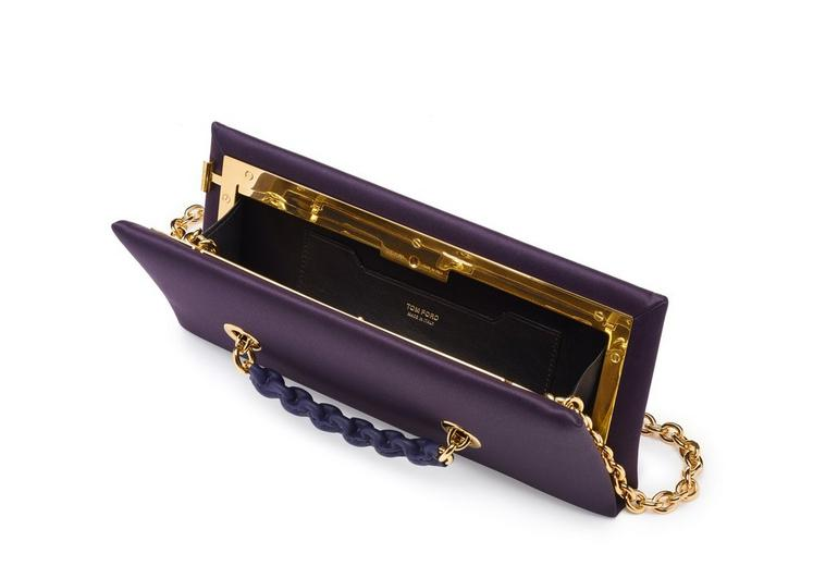 SMALL CLUTCH WITH CHAIN D fullsize