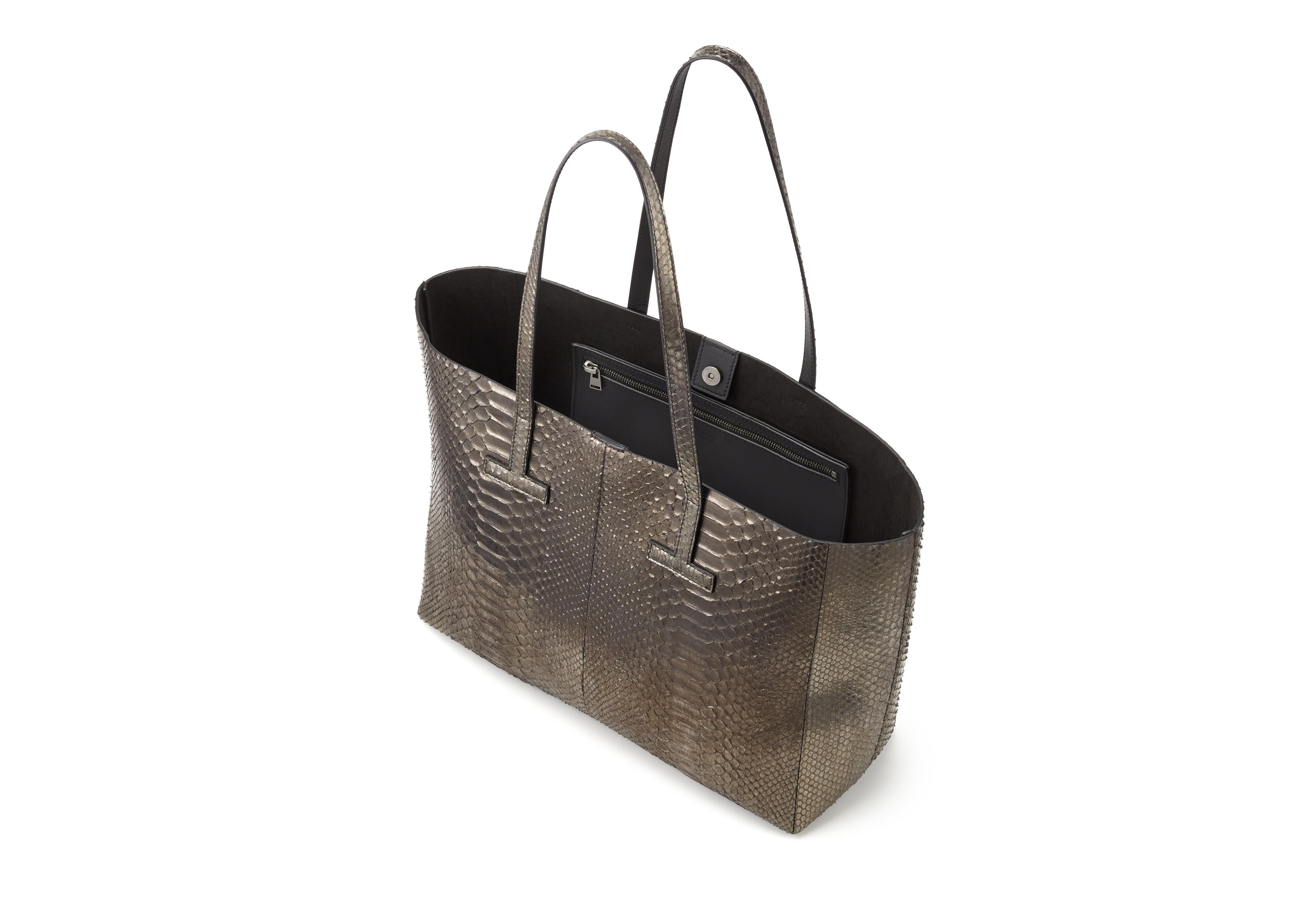 SMALL PYTHON T TOTE D thumbnail