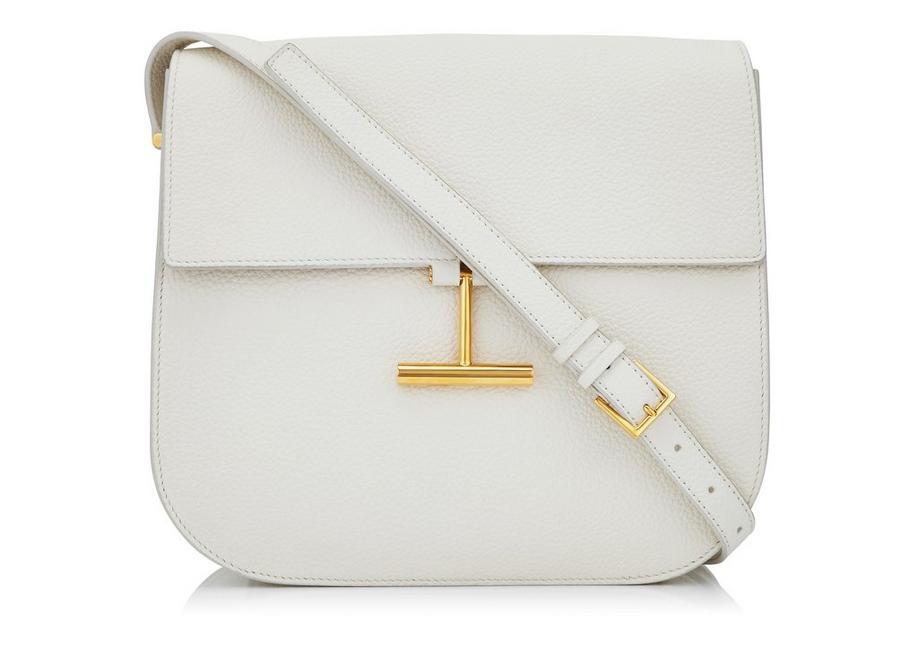 Shoulder Bag for Women On Sale, Chalk, Leather, 2017, one size Tom Ford